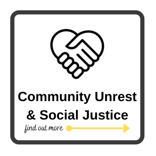 Community Unrest And Social Justice